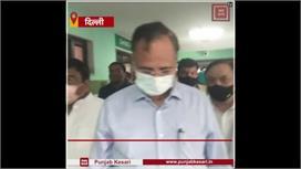 जनकपुरी सुपर स्पेशियलिटी अस्पताल में...