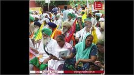 आज की किसान 'संसद' खत्म, वापिस सिंघु...