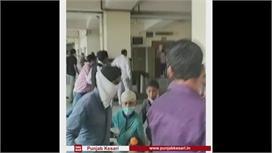 दिल्ली: रोहिणी कोर्ट में ताबड़तोड़...