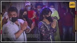 Yeh Rishta Kya Kehlata Hai के Set पर...