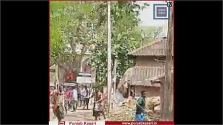 केंद्रीय मंत्री वी.मुरलीधरन पर बंगाल में TMC के गुड़ों ने किया हमला