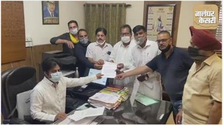 आदमी पार्टी के कार्यकर्ताओं ने डी सी को सौंपा मांग पत्र , देखिये क्या रखी मांगे